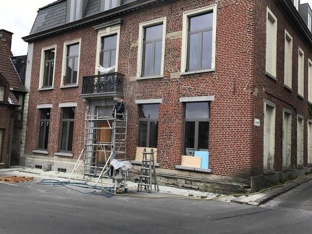 Bouw en renovatie